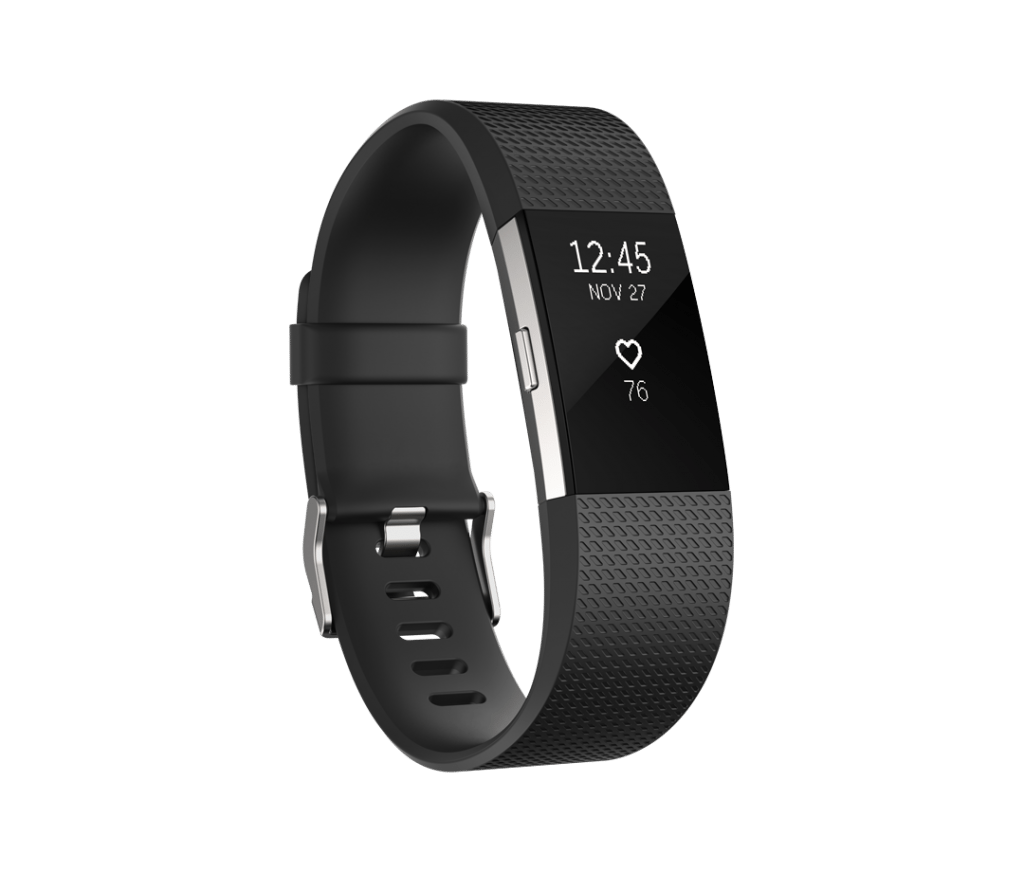 Fitbit Charge HR Black