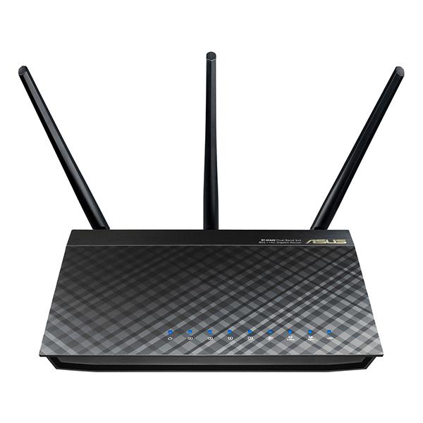 ASUS - AC66U-B1 VPN WiFi Router (Astrill VPN needed)