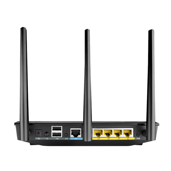 ASUS - AC66U-B1 VPN WiFi Router (Astrill VPN needed)