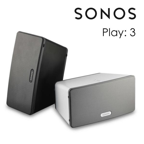 SONOS - Play:3 Hi-Fi wireless speaker - TEK-Shanghai