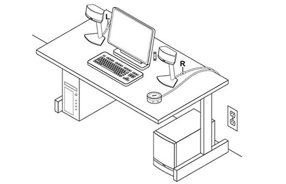 bose - companion 50  multimedia speaker system