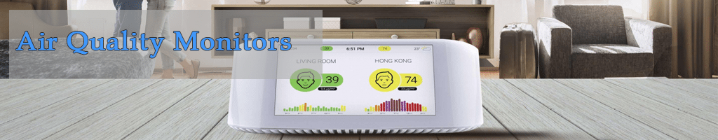Air Quality Monitor Banner