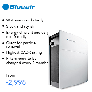 Blueair Air Purifier Picture