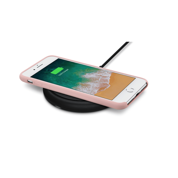 quality design 112db 3ae1f Mophie - Wireless Charging Pad 7.5W Qi Wireless Technology - Black  (wireless charger)