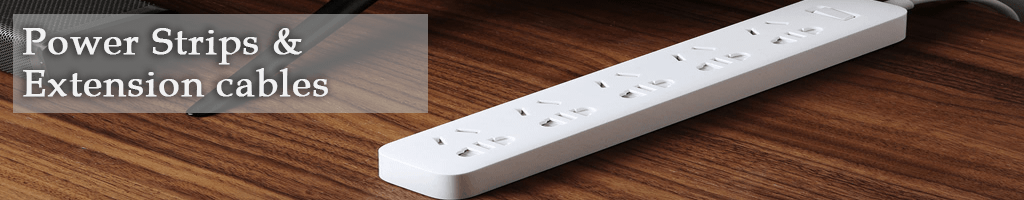 Power Strip Banner