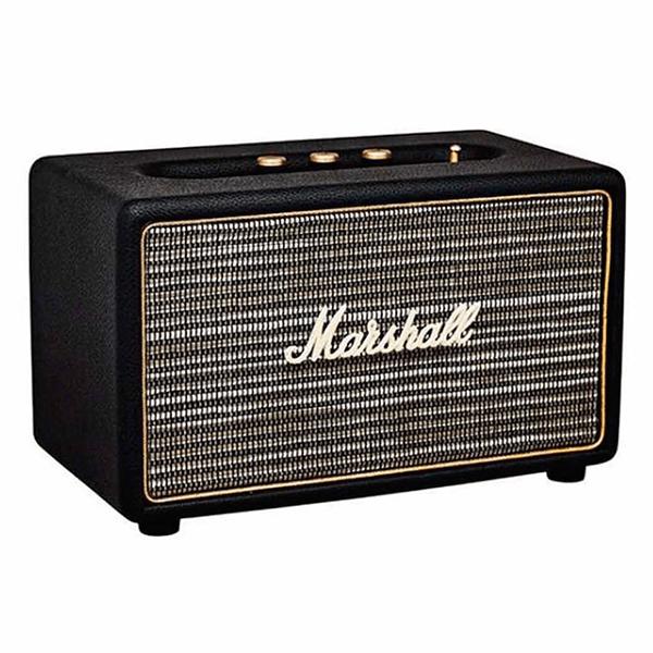 Marshall Bluetooth Speaker Portable: Marshall Acton Wireless Bluetooth Portable Speaker