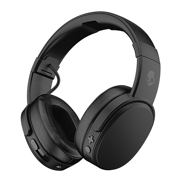 5d462645a9c Skullcandy Crusher Bluetooth Wireless Over-Ear Headphones with ...