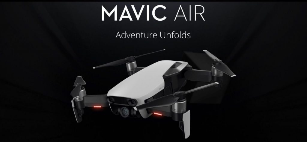 DJI - Mavic Air Fly, Portable Quadcopter Drone - TEK-Shanghai