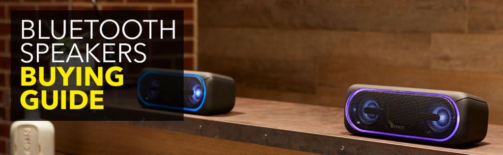 Bluetooth Speaker Buying Guide Tek Shanghai