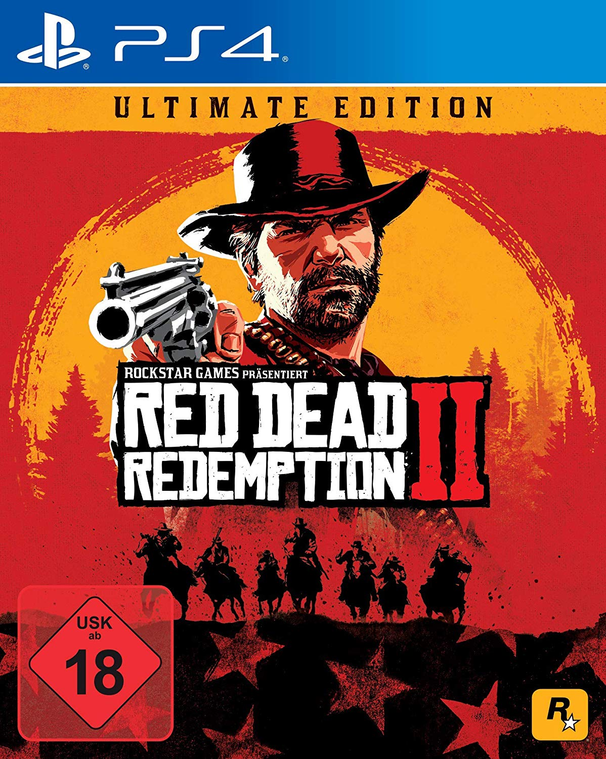 PS4 Game - Red Dead Redemption 2