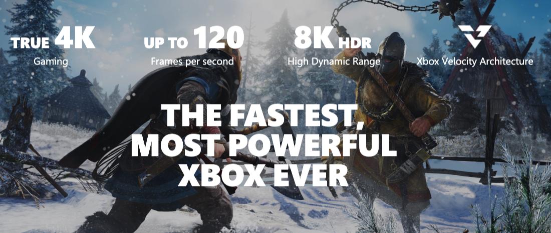 Xbox Series X / S (Pre-Order)